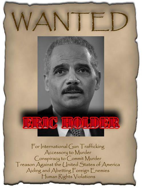 Eric Holder corrupt