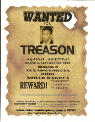 OBAMA WANTED POSTER (2)