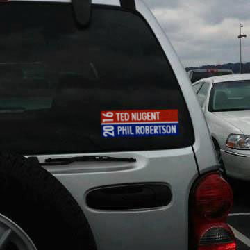 Want to REALLY piss off a liberal? Slap this bumper sticker on your car...