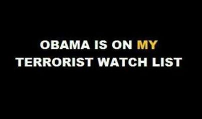 The Terrorist in Chief