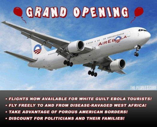 Air Ebola