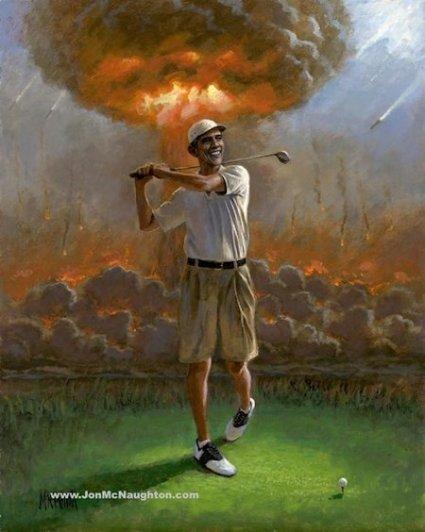 obama-golf-nuclear-war