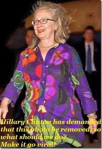 Hillary bad