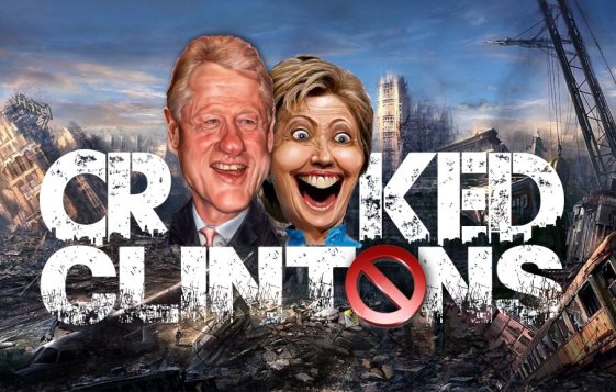 crooked clintons